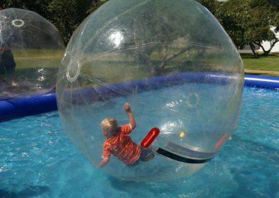 Pool aufblasbar 8x8x0,5m