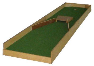 Minigolfbahn