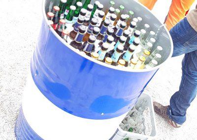 Flaschenwanne