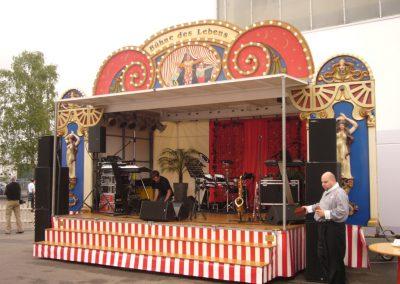 Bühne Nostalgie