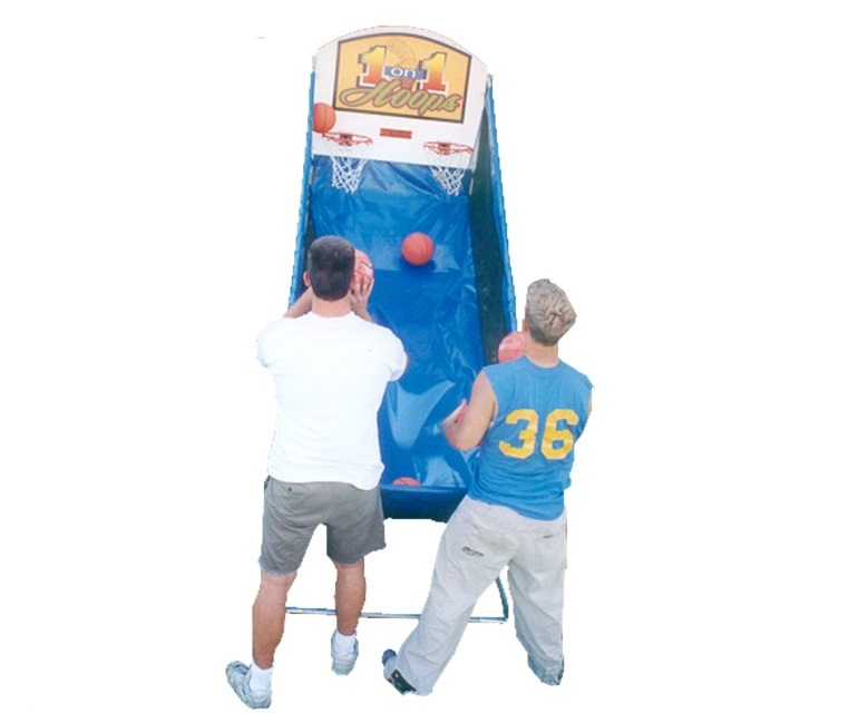 Double Shoot Basketball