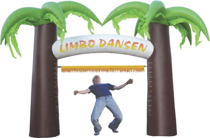 Limbo Game aufblasbar
