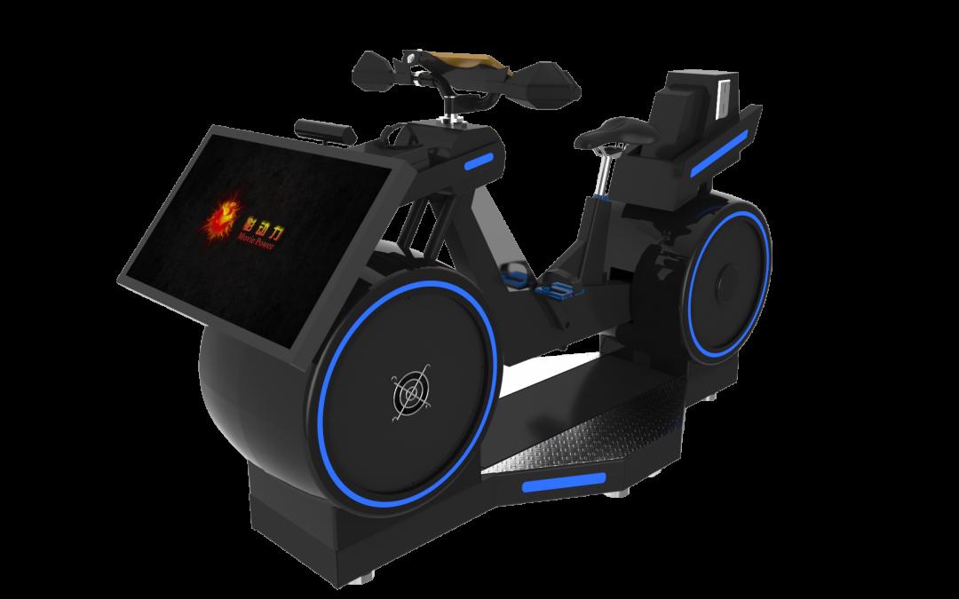 VR Simulator Bicycle