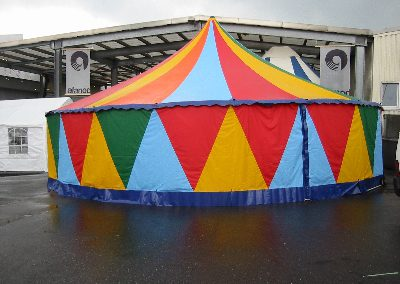 Zirkuszelt 10m Durchmesser