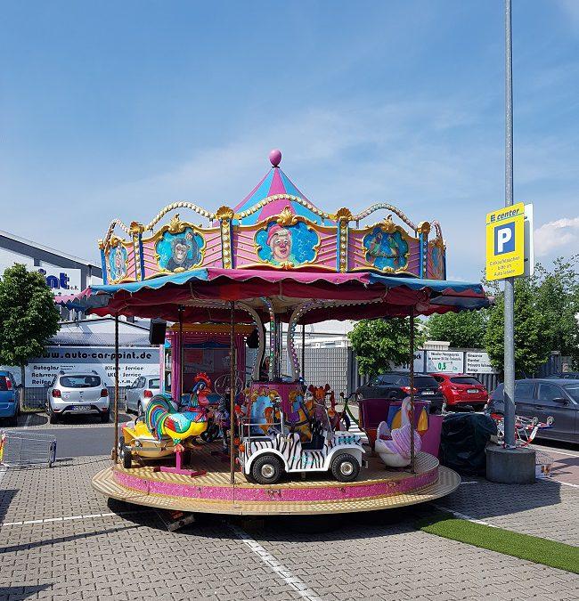 Karussell Zirkus
